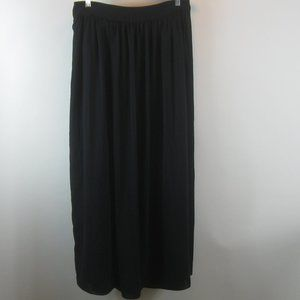 Banana Republic Navy Maxi Skirt 10